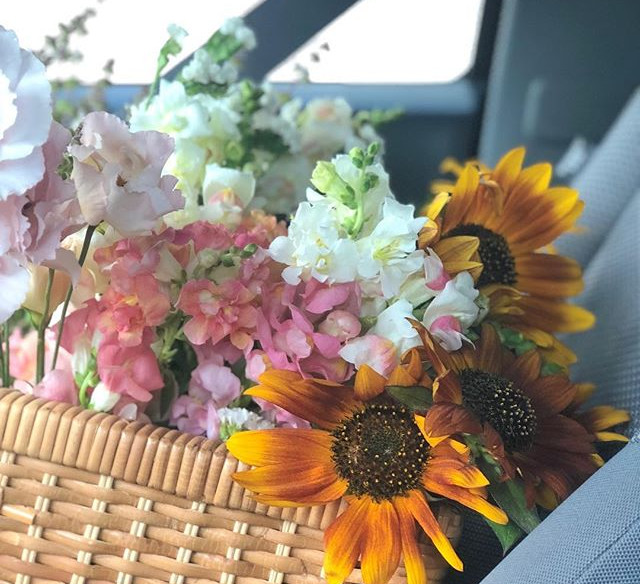 Typical free bouquet delivery