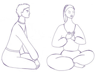 yoga, de diepere betekenis