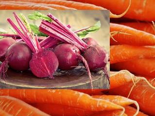 Heerlijk reinigend bieten-wortelrecept.