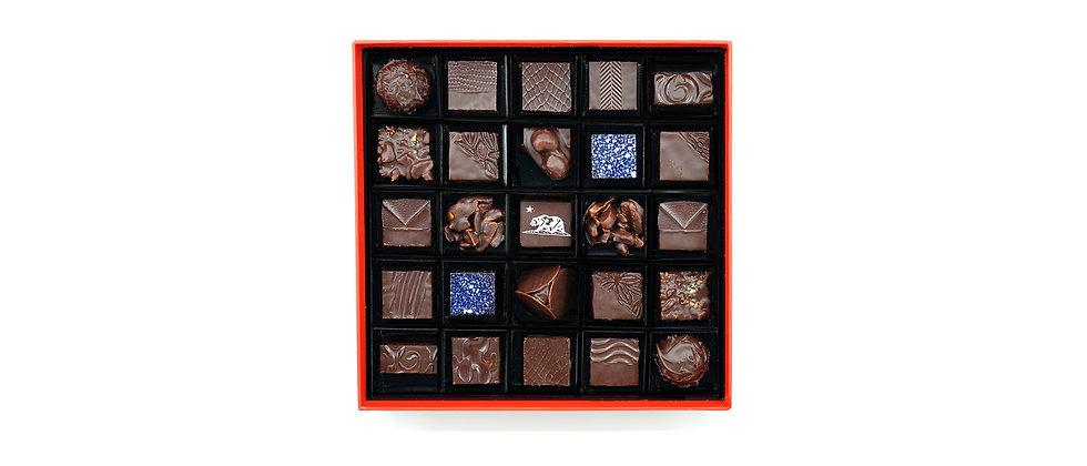Dark Matter Chocolate Assortment