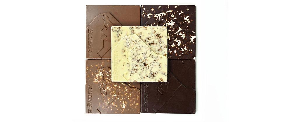 Square Chocolate Bars