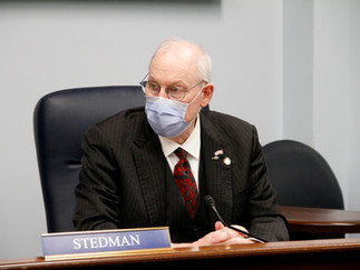 Statement from Senator Bert Stedman on Passing of Albert Kookesh