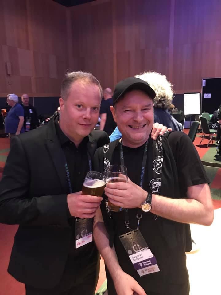 Keith & Gary