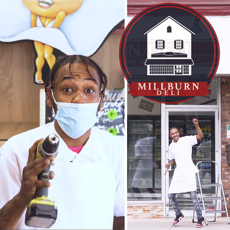 Millburn Deli Morristown Opening
