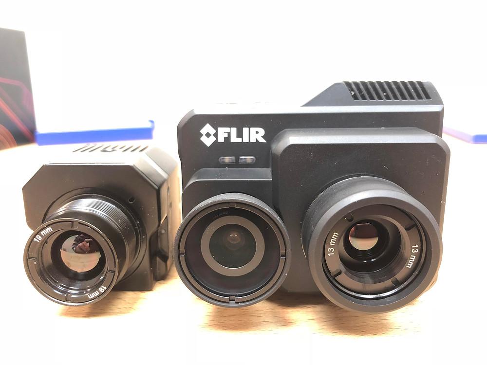 FLIR Vue Pro vs FLIR Duo Pro R