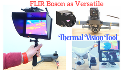 FLIR Boson as Powerful Thermal Vision Camera-Youtube Thumb