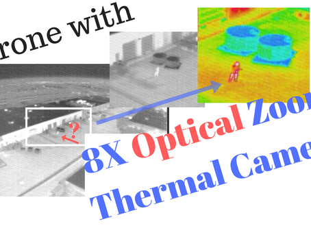 Optical Zoom Thermal Camera: the future of SAR and Inspection is here?