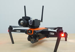 Autel EVO Thermal drone with VuIR Boson 2.0 by sUAS LLC