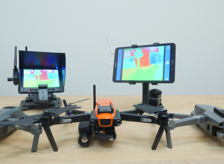 Autel EVO Thermal drone? Quick and easy solution with VuIR Boson 2.0