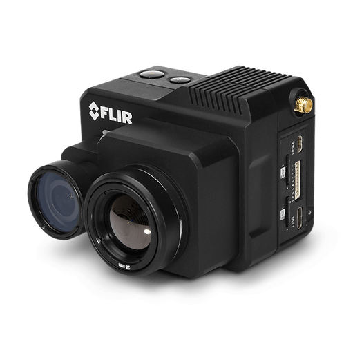 336 FLIR Duo Pro R 336 30hz Thermal Camera with EO/IR Visions