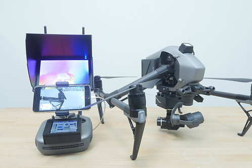 sUAS VuIR Touch Pro - Now works for Phantom Series and Bigger Drones