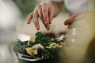 kruiden Salade