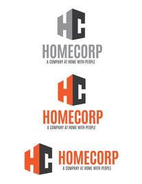 Homecorp Logo Exploration