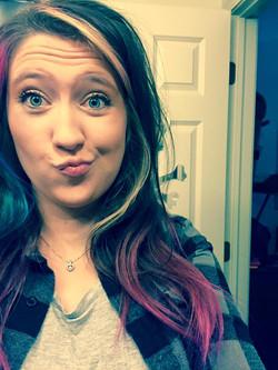 Coloring my Hair