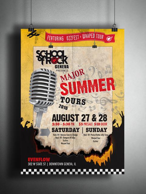 Major Summer Tours Show
