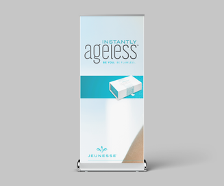 Roll Up Banner Set   1 of 3