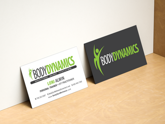 Body Dynamics Business Card
