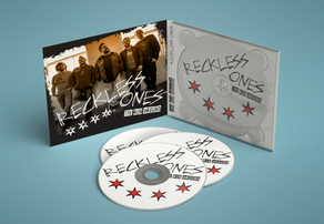 """Reckless Ones"" Album Artwork"