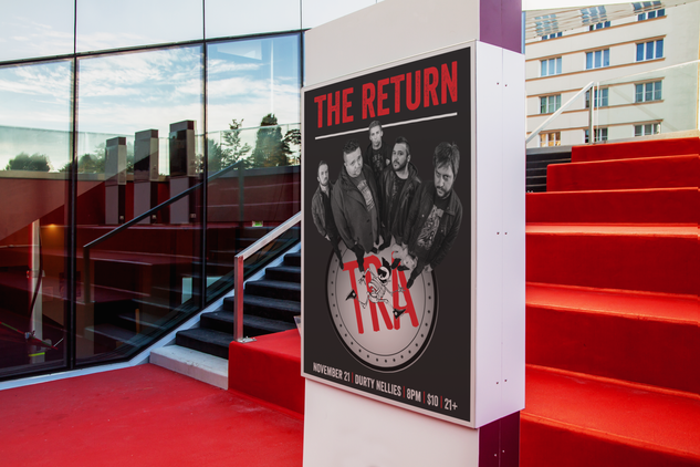 The Return Show Poster