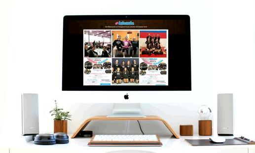 Belusa United VBC Website