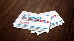PlumbingPros Business Card