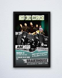 Brauerhouse Show Poster