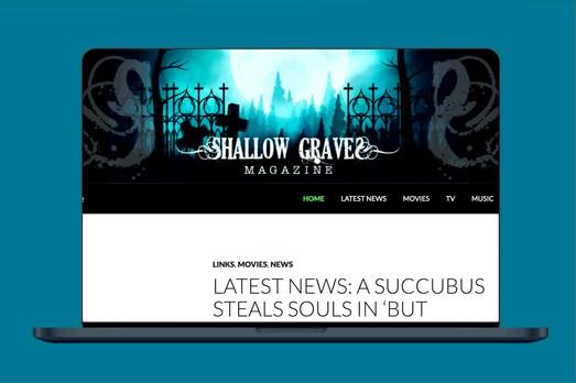 Shallow Graves Magazine