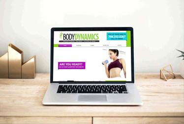 Body Dynamics Website