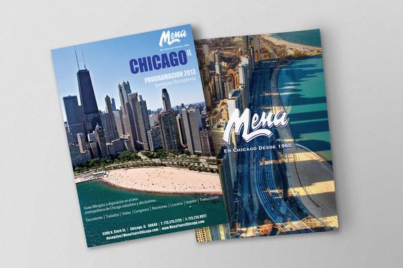 Mena Chicago Magazine