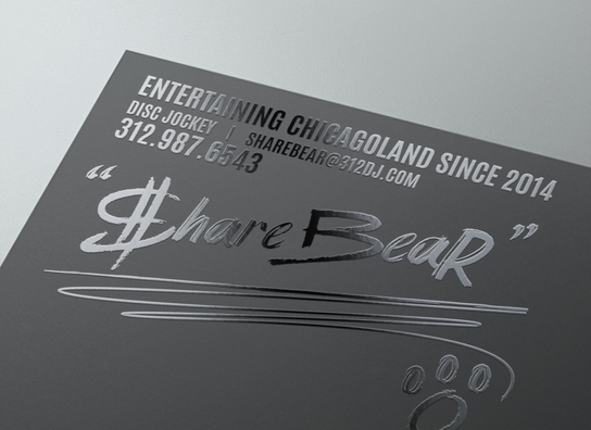 $hareBear Business Card
