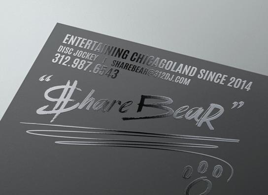 $hareBear Business Card