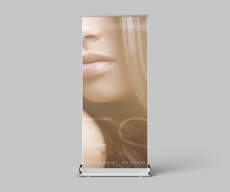 Roll Up Banner Set   3 of 3