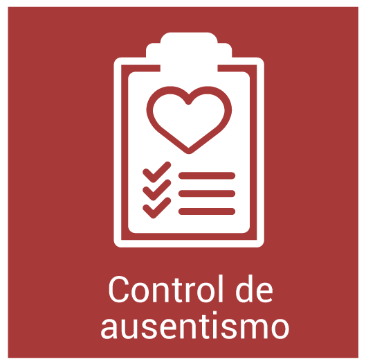 Control de ausentismo