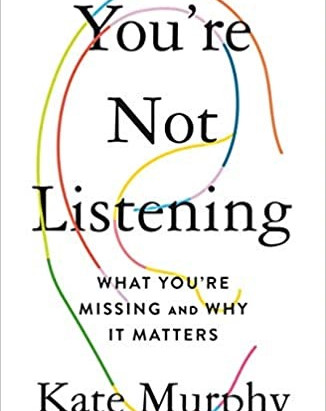 Murphy Shares How to Listen in Her Recently Released Novel