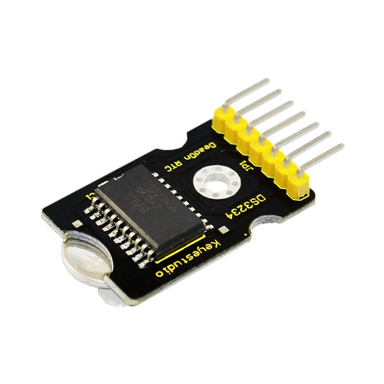 Módulo Reloj DS3234 para Arduino, marca Keyestudio