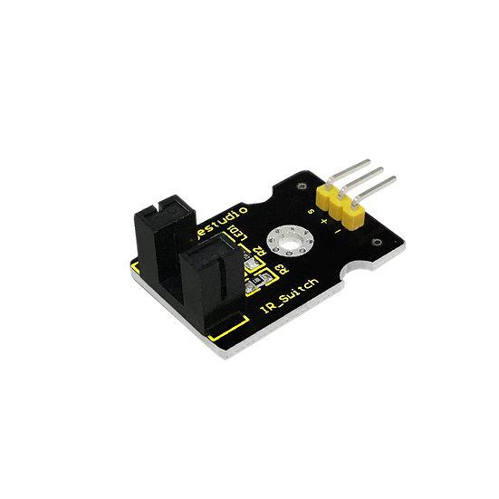 Módulo interruptor fotoeléctrico para Arduino, marca Keyestudio