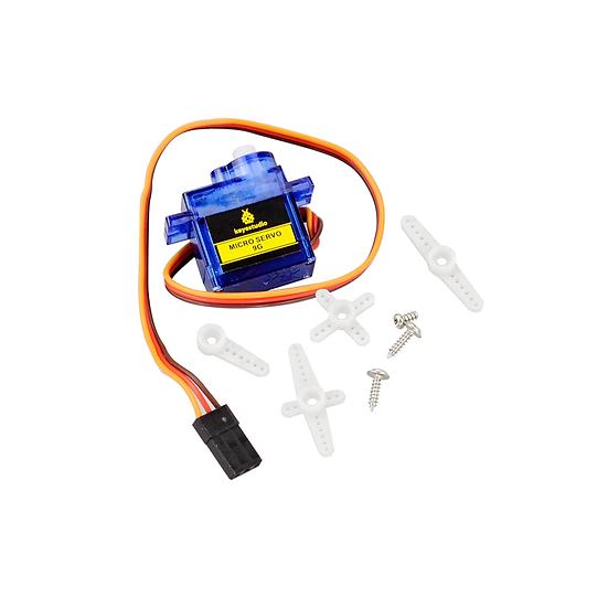 Módulo Servo motor azul 9G MINI SG90 90° con conector PH2.54 para Arduino, marca