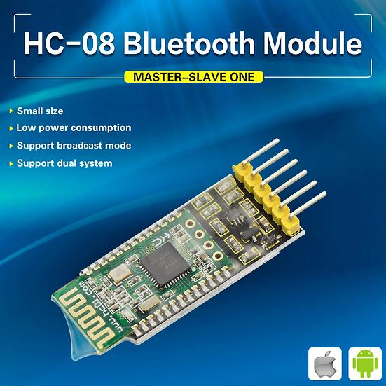 Módulo Bluetooth HC-08 compatible con Android y Apple para Arduino, marca Keyest