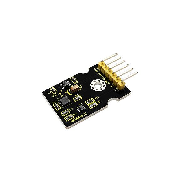Módulo sensor de aceleración e inclinación de 3 ejes para Arduino, marca Keyestu