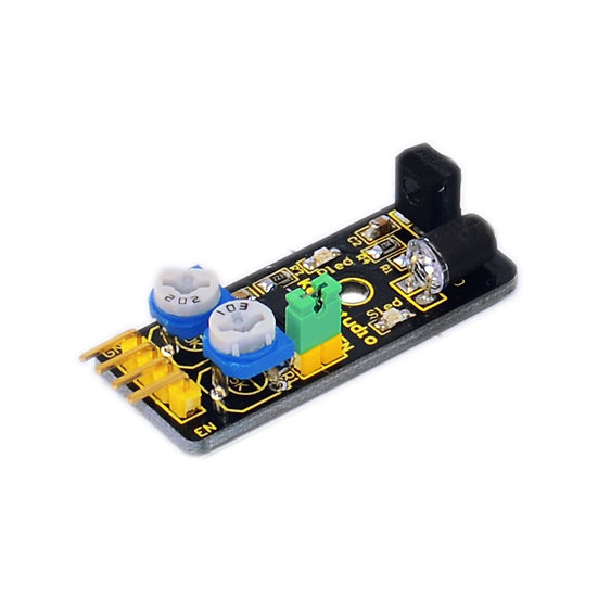 Módulo Sensor infrarrojo de evitación de obstáculos  para Arduino, marca Keyestu