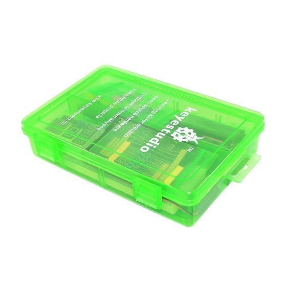 Kit de iniciación básico sin placa para Arduino, marca Keyestudio