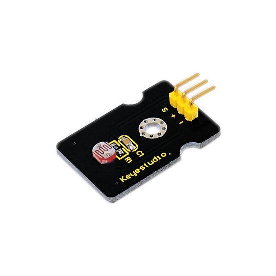 Módulo Resistor foto sensitivo para Arduino, marca Keyestudio