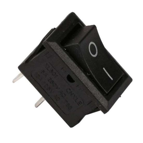 Interruptor para empotrar de 2 posiciones