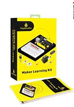 Kit creador de aprendizaje sin placa para Arduino, marca Keyestudio