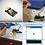 Thumbnail: Kit de sensores 37 en 1 para Arduino, marca Keyestudio