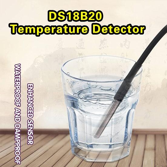 Módulo sensor de temperatura DS18B20 para Arduino, marca Keyestudio