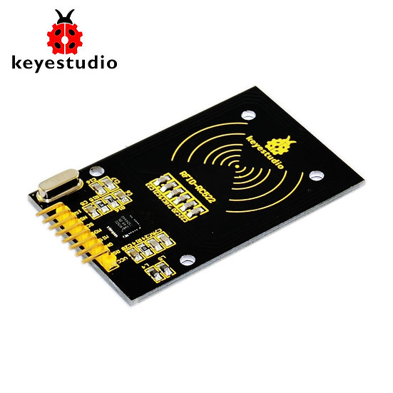 Módulo RFID RC522 para Arduino, marca Keyestudio