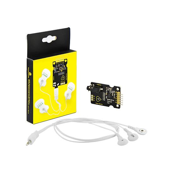 Módulo sensor de pulso cardíaco para Arduino, marca Keyestudio