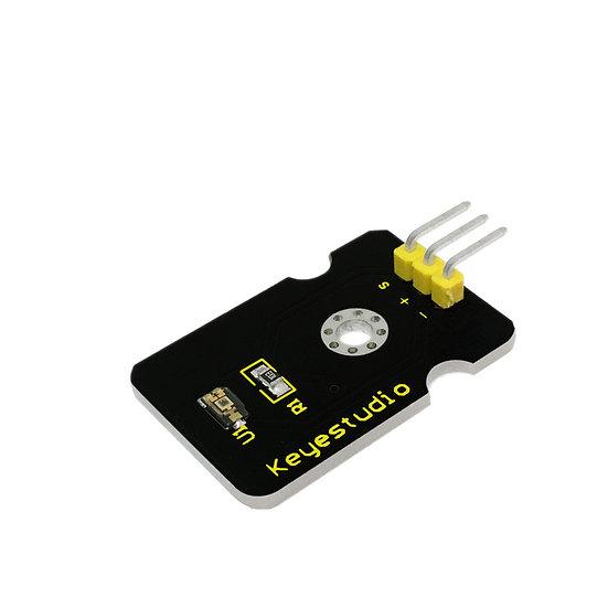 Módulo sensor de luz ambiental TEMT6000 para Arduino, marca Keyestudio
