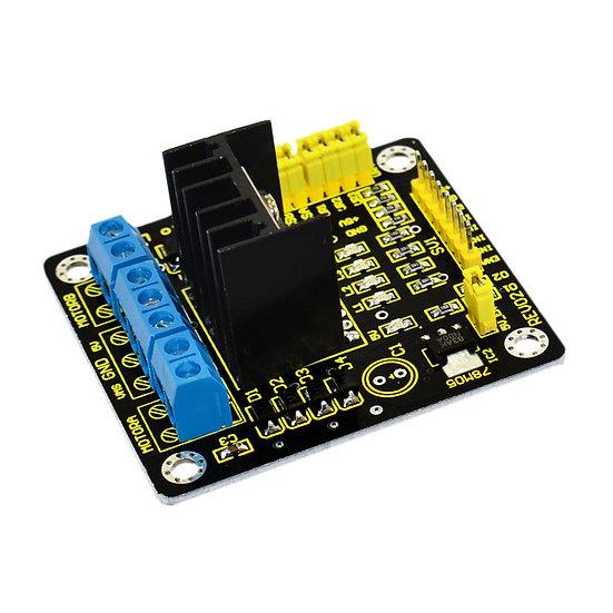 Módulo Controlador de motores L298N para Arduino, marca Keyestudio